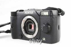RARE MINT Shutter Count = 1971 PENTAX Q7 COMPLETE SET from JAPAN (M600)