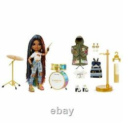 Rainbow High Rockstar Doll COMPLETE SET LOT PRESALE