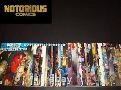 Red Hood and the Outlaws 1-50 Complete Rebirth Comic Lot Run Set DC Collection