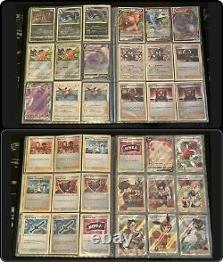 Shining Fates 100% Complete Master Set Charizard SV107/122 Included All NM/Mint