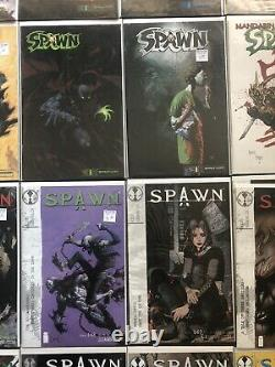 Spawn Comic Lot 151-175 Complete Run Set Key 153 154 160 161 162 165 166 174 175