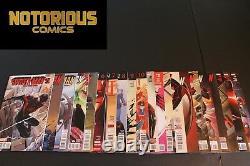 Spider-Man 1-21 Miles Morales Complete Comic Lot Run Set Marvel Bendis