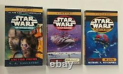 Star Wars 19 Book lot New Jedi Order Vol. 1-19 Complete Legends Set Brand New