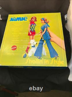 Strollin N Style Jamie #1247 Sears exclusive Gift SetN/MINT, & COMPLETE 1972