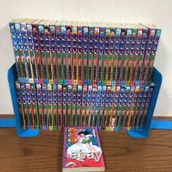 Used Inuyasha Vol. 1-56 complete lot Manga set Japanese edition Rumiko Takahashi