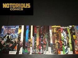Venom 1-35 Complete Comic Lot Run Set Donny Cates Stegman Knull Carnage Marvel