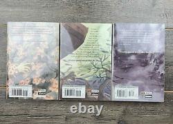 WRAPPED Mushishi Manga Vol 1-10 ENGLISH COMPLETE SET Yuki Urushibara RARE LOT